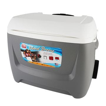 Изотермический пластиковый контейнер Igloo Island Breeze 60 roller